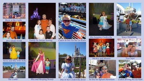 Disney World 20123