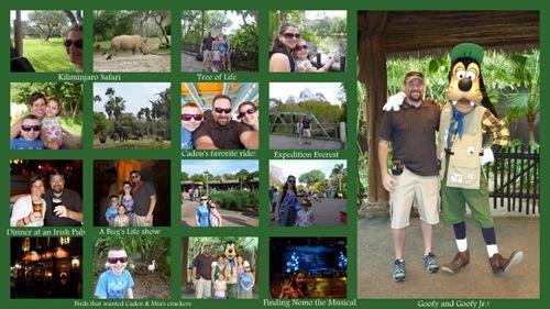 Disney World 20125