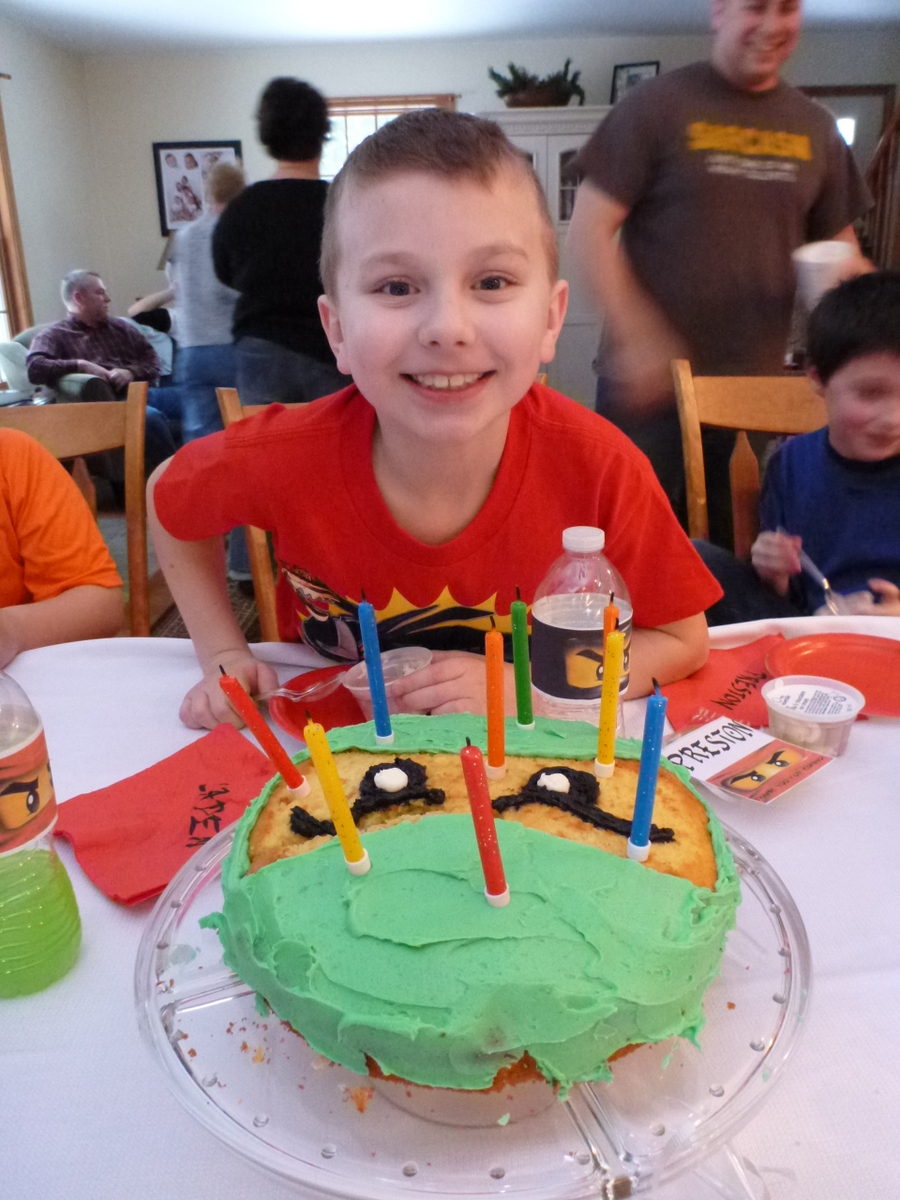 Lego Ninjago Birthday Brunch | Fitz Family Blog!